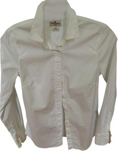 J.Crew J. Crew Button Up Shirt Button Down Shirt White