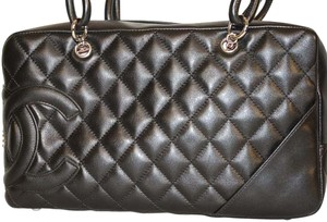 Chanel Classic Leather Lambskin Shoulder Bag