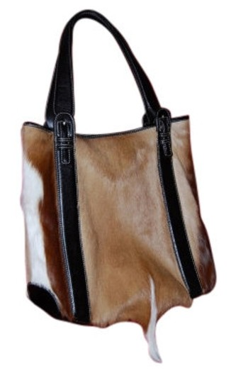 Preload https://img-static.tradesy.com/item/15735/diane-gail-spacious-purse-laptop-brown-white-tan-deer-fur-leather-suede-shoulder-bag-0-0-540-540.jpg