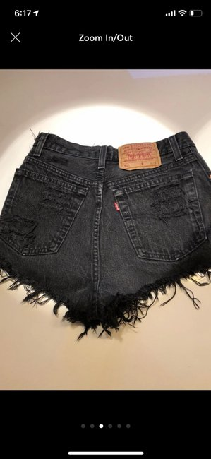 Levi's Distressed Customized Distressed Image 2