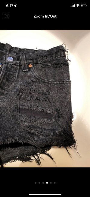 Levi's Distressed Customized Distressed Image 3