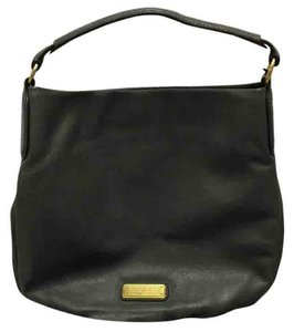 Marc by Marc Jacobs Q Hillier Leather Hobo Bag