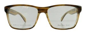 Marc by Marc Jacobs New Marc By Marc Jacobs MMJ 630 AT4 Havana Beige Acetate Full-Frame Eyeglasses 54mm