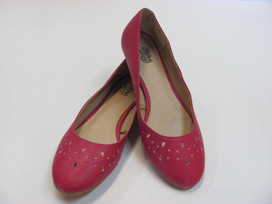 Faded Glory New Size 8.00 M Excellent Condition Pink, Flats Image 1