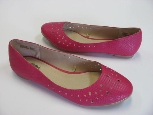 Faded Glory New Size 8.00 M Excellent Condition Pink, Flats Image 2