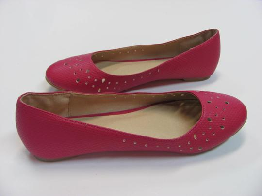Faded Glory New Size 8.00 M Excellent Condition Pink, Flats Image 3