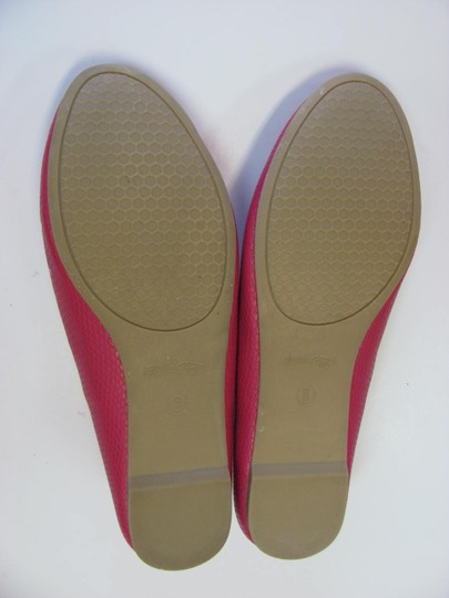 Faded Glory New Size 8.00 M Excellent Condition Pink, Flats Image 4