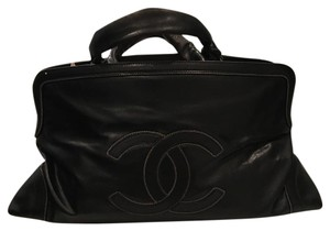 Chanel Tote in Blk