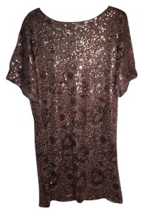 Scarlett Nite Longsleeve Short Evening Sparkle Sequin Dress