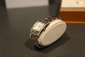 Ebel Ebel Brasilia Stainless Steel Diamond Mother Of Pearl Watch
