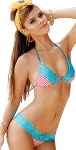 Beach Bunny Metallic Lady Lace On the Water