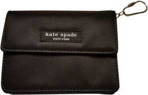 Kate Spade Kate Spade Small Black Wallet with Key Chain