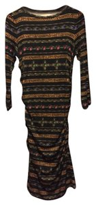 Nicole Miller short dress Multi-color on Tradesy