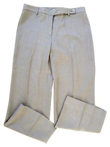 Badgley Mischka Straight Pants Champagne