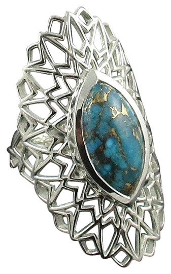 Preload https://img-static.tradesy.com/item/15740065/himalayan-gems-turquoise-marquise-gemstone-sterling-silver-mesh-frame-size-7-ring-0-2-540-540.jpg