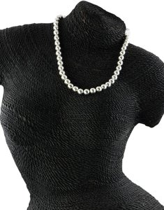Tiffany & Co. * Tiffany and Co Silver Ball Bead Necklace