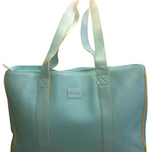 Baekgaard Tote in baby blue