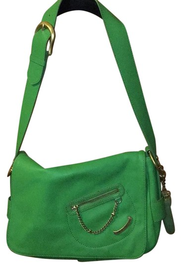 Preload https://img-static.tradesy.com/item/15740734/juicy-couture-green-leather-satchel-0-1-540-540.jpg