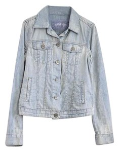Gap Light Wash Womens Jean Jacket