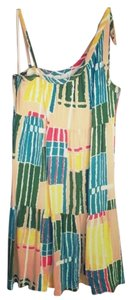 Anthropologie short dress Asymmetrical Tiered on Tradesy