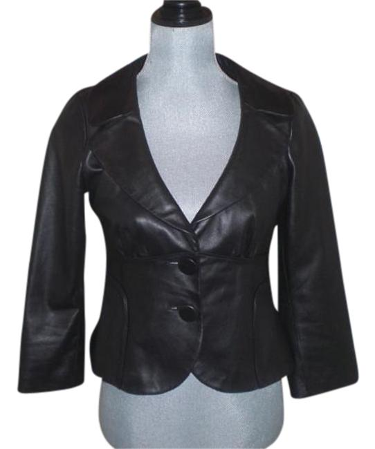 Preload https://img-static.tradesy.com/item/15740959/cynthia-steffe-black-two-buttons-fitted-lined-leather-jacket-size-6-s-0-1-650-650.jpg
