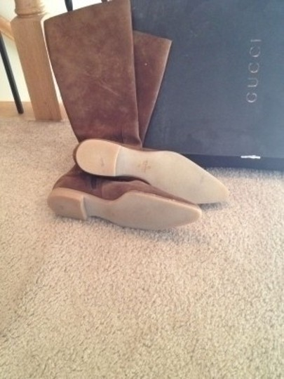 Gucci TAN Boots