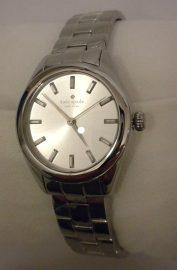 Kate Spade Kate Spade 1YRU0132 Silver stainless Seaport Quartz Women's Watch