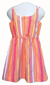 Anthropologie short dress Striped Colorful on Tradesy