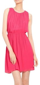Alice + Olivia Engagement Bright Summer Silk Dress