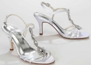 Silver Formal Size US 8