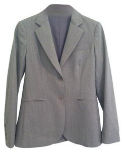 Theory Light Gray Blazer