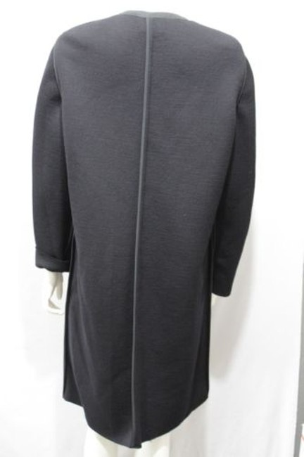 Lanvin Long Wool Italy Coat Image 7