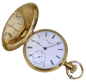 Patek Philippe Patek Philippe 18k Yellow Gold Hand Automatic Pocket Watch 39.791