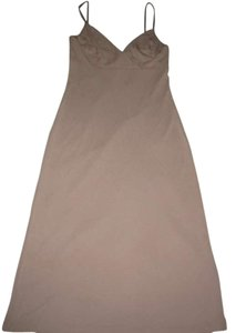 Moda International Matte Dress