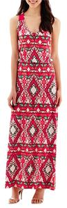 Multicolor Maxi Dress by Bisou Bisou