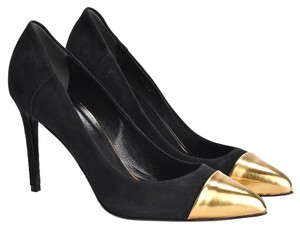 Gucci 354796 Heels New Black Pumps