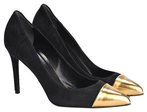 Gucci 354796 Heels Black Pumps