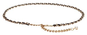 Tory Burch Tory Burch Gold Chain Belt M/L