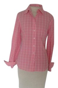 Vineyard Vines Top Dark & light pink
