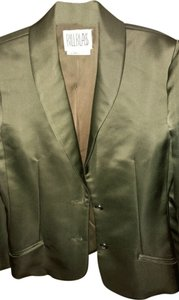 Bill Blass Designer Saks Fifth Avenue Blazer