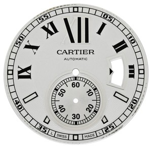 Cartier Cartier Calibre MX006931 Silver Dial for W7100037 / W7100015 (12457)