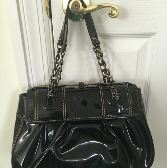 Fendi Satchel in Black Image 1