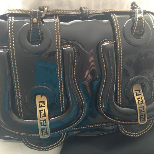 Fendi Satchel in Black Image 4
