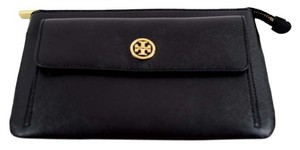Tory Burch Pouch Pouch Black Clutch