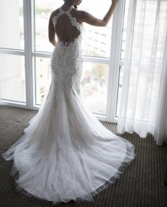 8089- Val Stefani Collection Wedding Dress