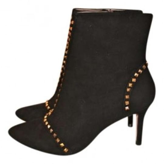 Preload https://item3.tradesy.com/images/zara-black-suede-studded-bootsbooties-size-us-9-157487-0-0.jpg?width=440&height=440
