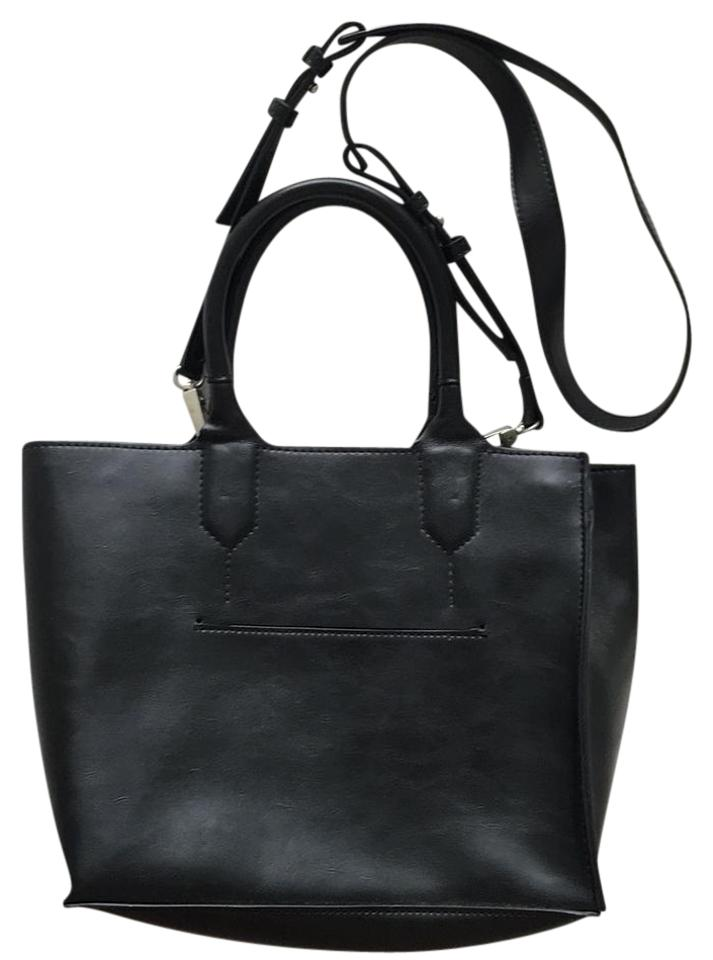Free People Purse Satchel In Black