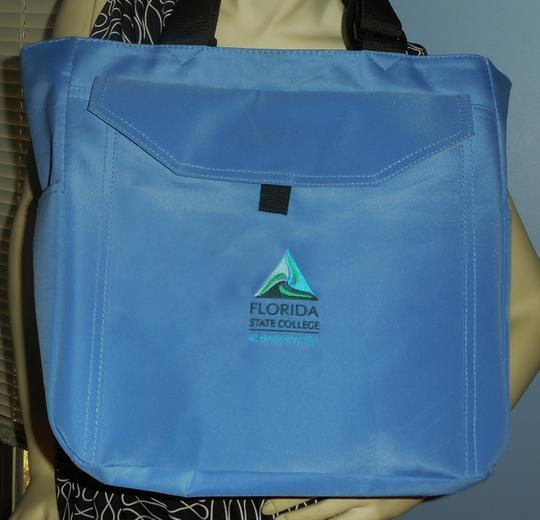 Other Book College Laptop Notebook Tote in Blue Image 2