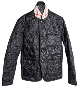Burberry Quilted Jacket Coat