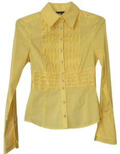bebe Top Yellow